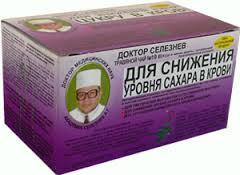 ФИТОЧАЙ №19 «ДОКТОР» Сниж.рів.цукру №20